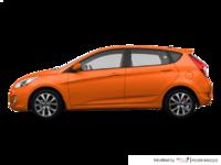 2017 Hyundai Accent 5 Doors SE | Photo 1 | Vitamin C