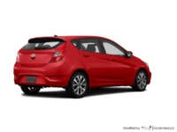 2017 Hyundai Accent 5 Doors SE | Photo 2 | Boston Red
