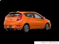 2017 Hyundai Accent 5 Doors SE | Photo 2 | Vitamin C