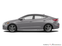 2017 Hyundai Elantra SE | Photo 1 | Platinum Silver