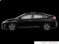 2017 Hyundai IONIQ electric LIMITED | Photo 1 | Phantom Black