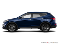 2017 Hyundai Santa Fe Sport 2.0T LIMITED | Photo 1 | Nightfall Blue