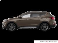 2017 Hyundai Santa Fe Sport 2.0T LIMITED | Photo 1 | Platinum Graphite
