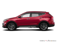 2017 Hyundai Santa Fe Sport 2.0T LIMITED | Photo 1 | Serrano Red