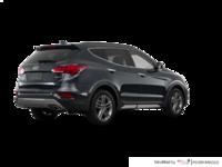 2017 Hyundai Santa Fe Sport 2.0T LIMITED | Photo 2 | Titanium Silver