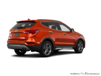 2017 Hyundai Santa Fe Sport 2.0T LIMITED | Photo 2 | Canyon Copper