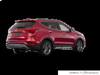 2017 Hyundai Santa Fe Sport 2.0T LIMITED | Photo 2 | Serrano Red