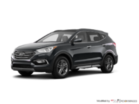 2017 Hyundai Santa Fe Sport 2.0T LIMITED | Photo 3 | Titanium Silver