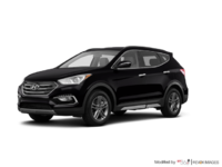 2017 Hyundai Santa Fe Sport 2.0T LIMITED | Photo 3 | Twilight Black