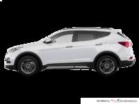 2017 Hyundai Santa Fe Sport 2.0T SE | Photo 1 | Frost White Pearl