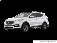 2017 Hyundai Santa Fe Sport 2.0T SE | Photo 3 | Frost White Pearl