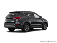 2017 Hyundai Santa Fe Sport 2.4 L PREMIUM | Photo 2 | Titanium Silver