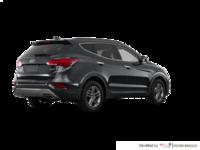 2017 Hyundai Santa Fe Sport 2.4 L SE | Photo 2 | Titanium Silver