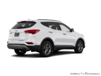 2017 Hyundai Santa Fe Sport 2.4 L SE | Photo 2 | Frost White Pearl