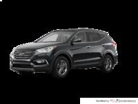 2017 Hyundai Santa Fe Sport 2.4 L SE | Photo 3 | Titanium Silver