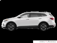 2017 Hyundai Santa Fe XL BASE | Photo 1 | Monaco White