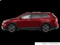 2017 Hyundai Santa Fe XL LUXURY | Photo 1 | Regal Red Pearl