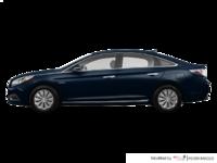 2017 Hyundai Sonata Hybrid | Photo 1 | Blue
