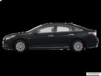 2017 Hyundai Sonata Hybrid BASE | Photo 1 | Black