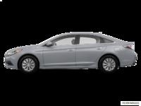2017 Hyundai Sonata Hybrid BASE | Photo 1 | Grey