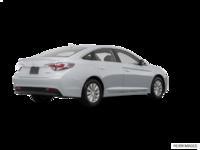 2017 Hyundai Sonata Hybrid BASE | Photo 2 | Silver