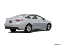2017 Hyundai Sonata Hybrid | Photo 2 | Silver