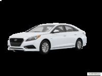 2017 Hyundai Sonata Hybrid BASE | Photo 3 | White