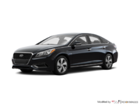 2017 Hyundai Sonata Hybrid LIMITED | Photo 3 | Black