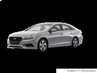 2017 Hyundai Sonata Hybrid LIMITED | Photo 3 | Grey