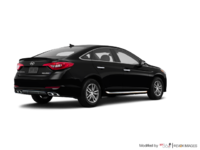 2017 Hyundai Sonata 2.0T SPORT ULTIMATE | Photo 2 | Black Pearl