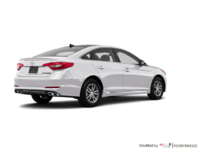 2017 Hyundai Sonata 2.0T SPORT ULTIMATE | Photo 2 | Ice White