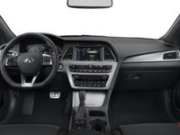 2017 Hyundai Sonata 2.0T SPORT ULTIMATE   Photo 3   Black Leather with Black Piping