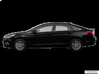 2017 Hyundai Sonata GL | Photo 1 | Black Pearl