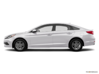 2017 Hyundai Sonata GL | Photo 1 | Ice White