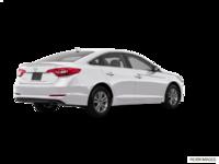 2017 Hyundai Sonata GL | Photo 2 | Ice White