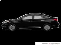2017 Hyundai Sonata LIMITED | Photo 1 | Black Pearl