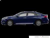 2017 Hyundai Sonata LIMITED | Photo 1 | Coast Blue