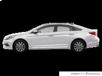 2017 Hyundai Sonata LIMITED | Photo 1 | Ice White