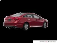 2017 Hyundai Sonata LIMITED | Photo 2 | Venetian Red