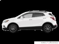 2018 Buick Encore SPORT TOURING | Photo 1 | Summit White
