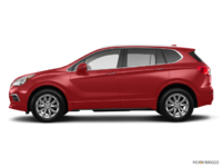 2018 Buick Envision Essence | Photo 1 | Chili Red Metallic
