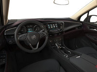 2018 Buick Envision Essence | Photo 3 | Ebony/Dark Plum Accent Perforated Leather (AR9-HHF)