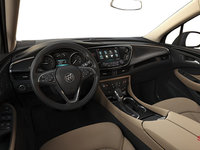 2018 Buick Envision Essence | Photo 3 | Light Neutral/Ebony Accent Perforated Leather  (AR9-H36)