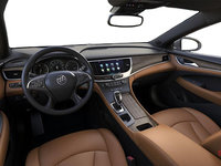 2018 Buick LaCrosse PREMIUM | Photo 3 | Jet Black/Brandy w/Perforated Leather-Appointed