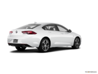 2018 Buick Regal Sportback PREFERRED II | Photo 2 | Summit White