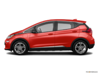 2018 Chevrolet Bolt Ev LT | Photo 1 | Cajun Red