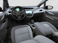 2018 Chevrolet Bolt Ev PREMIER | Photo 3 | Light Ash Grey/Ceramic White Perforated Leather (HO6-AR7)