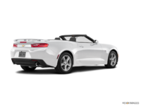 2018 Chevrolet Camaro convertible 1LS | Photo 2 | Summit White