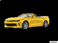 2018 Chevrolet Camaro convertible 1LS | Photo 3 | Bright Yellow