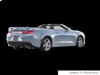 2018 Chevrolet Camaro convertible 2LT   Photo 2   Arctic Blue Metallic